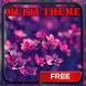 Nature Vintage Launcher Theme by Evil Dark Demons
