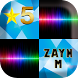 Piano Tiles for Zayn Malik by SantakTech