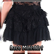Lace Mini Skirt Design by Ashlalayo