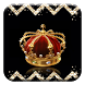 Golden Crown Theme by Launcher theme for Android
