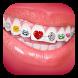 Braces Teeth Sticker Camera by Fun Studio Photo Apps