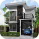 Exterior House Design by Bajikok
