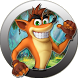 Bandicoot Super Adventures jungle