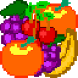 Falling Fruit Frenzy by Little App Labs
