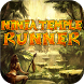 ninja temple runner by Afonsoff
