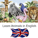Learn Animal Names in English by Muratos Games
