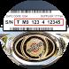 CHRYSLERPanasonic TM9-Serial Radio Code Decoder