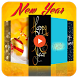 New Year Movie Maker by movieframee