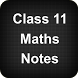 Class 11 Maths Notes by Apps4India