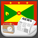 Grenada Radio News by Greatest Andro Apps