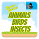 Learn Animals, Birds, Insects by Ajax Media Tech Private Limited