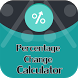 Change Percentage Calculator by Alfred Ton