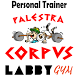 Corpus PT LabbyGym by metAiDeaVISION