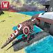Robot Dinosaur Transform Future Underwater Game by Warm Milk Productions