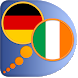 German Irish dictionary by Dict.land