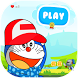 Adventure Doraemon Game by anaxx boss