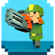 Blocky Combat: Shooter by Banana4apps