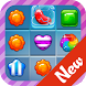Candy Garden Crush - New Jelly by DuDuMii Games