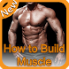 How to Build Muscule ? by Rdow Apps