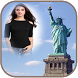 Famous Landmarks Photo Frame Wallpaper by Startup Solutions