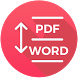 PDF to WORD Converter by United Washington