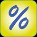 Percentage VAT Calculator PRO by Inventor4Fun
