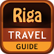 Riga Offline Travel Guide by VoyagerItS