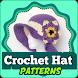 Crochet hat patterns by pixtura