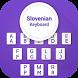 Slovenian Keyboard by Balint Infotech