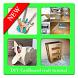 DIY Cardboard craft tutorial by Handcraft Studio