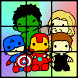 Super Hero Game For Kids by Puzzle Game For Kids