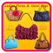 Ladies Purse Hand Bags Designs by 2 Brothers