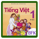 Tieng Viet Lop 1 - Tap 1 by Tracy Duong