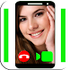 call video live chat x random advice prank by Finder my phone