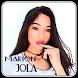 Lagu Cover Marion Jola by Dian Cute App