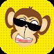 Oops Monkey by AppsGaGa