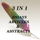 Essays, Articles & Abstracts by Davidandroidbro