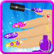 Nail Art Games For Girls Salon by HangOnApps