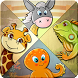 Kids Puzzle - learn 82 animals by Abuzz