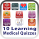 10 Learning Medical Quizzes by ITRD