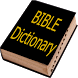BIBLE DICTIONARY by Lco
