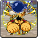 Pirate Luffy Fight by tapmindbridge Inc