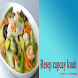 Resep capcay kuah by XvoroidApps