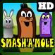 Smash'a'Mole HD by NILSoft Usługi Informatyczne