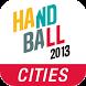 Handball 2013 City Guide by Área de Diseño e Información/ Grupo ADI