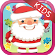 XMAS Santa's Claus Jigsaw Game by developer puzzle for kid