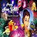 Happy New Year 2018 Photo Frame with emoji by codethreadnivyap