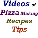 Pizza Making Recipes App Video by Sarmili Dalal