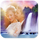 Waterfall Photo Frame by photoframe