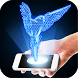 Hologram Pet 3D Simulator by iApps And iGames